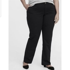 [Old Navy] The Sweetheart Black Casual Dress Pants
